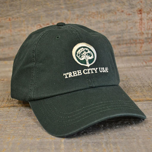 Picture of Tree City USA Cap - Green