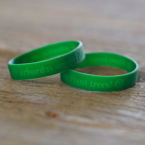 Plant Trees Awareness Bracelets