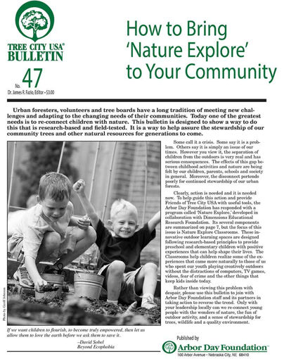 #47: How to Bring Nature Explore to Your Community