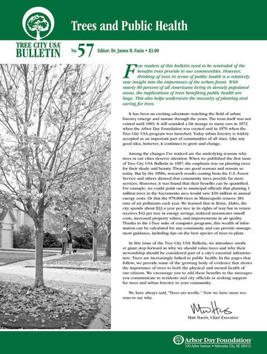 #57: Trees and Public Health