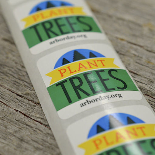 Picture of Plant Trees Stickers (50 Pack)