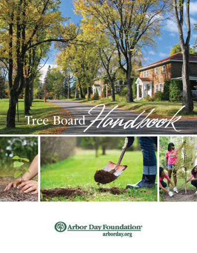 Picture of Tree Board Handbook