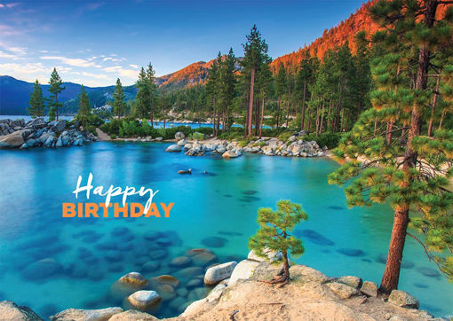 Birthday Lake Tahoe