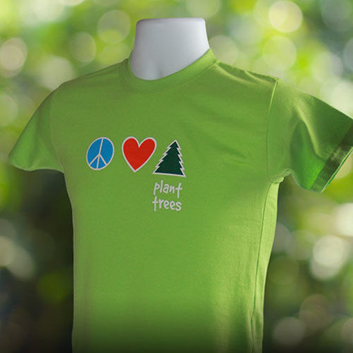 Peace Love Plant Trees - Childrens
