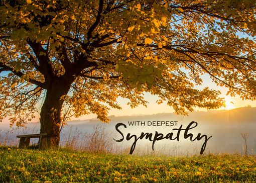 Picture of With Deepest Sympathy