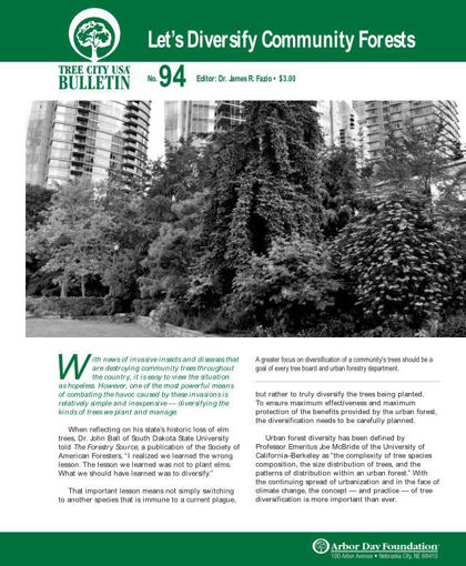 #94: Let's Diversify Community Forests