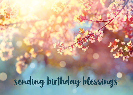 Picture of Birthday Blessings