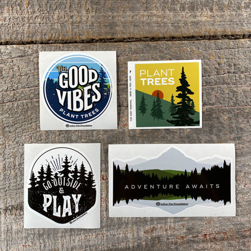 Picture of Adventure Awaits Vinyl Sticker Pack