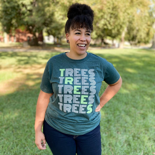 Picture of Repeat Plant Trees T-Shirt